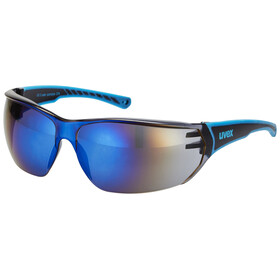 UVEX sportstyle 204 Bike Glasses blue/black
